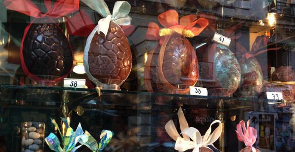 Pâque 復活祭